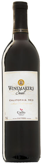 Winemakers Seal Red 7.5 dl