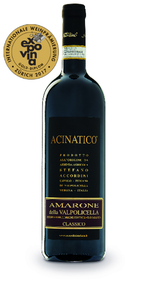 Amarone CL DOC Accordini, 7.5 dl